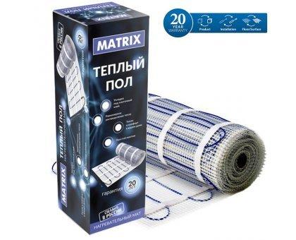 Купить Теплый пол на сетке MATRIX 75 Вт 0,5 кв.м в Краснодаре