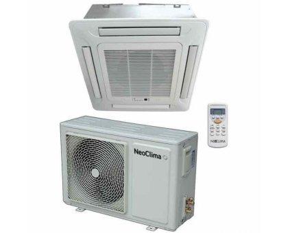 Купить Кассетный кондиционер (сплит-система) NeoClima NS/NU-12B5 в Краснодаре