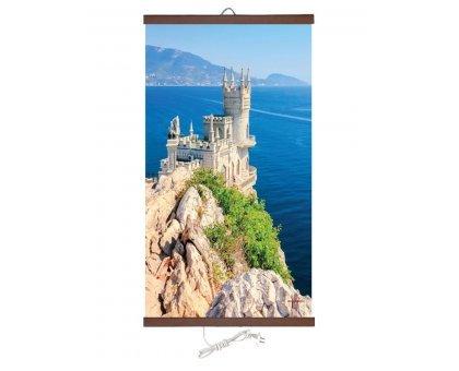Купить Гибкий обогреватель на стену Ласточкино гнездо 400Вт (Тепло Крыма) в Краснодаре